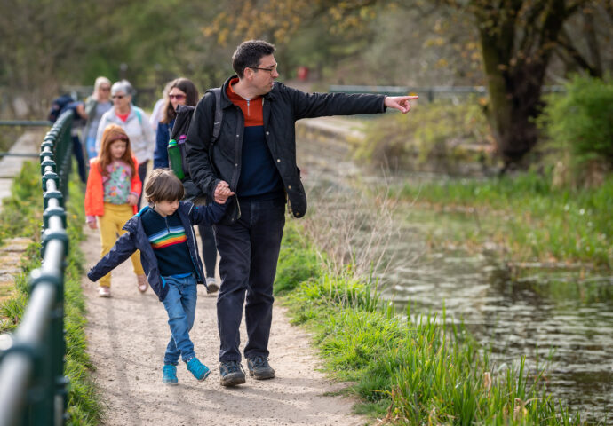 Burrs Country Park - Must See Destination