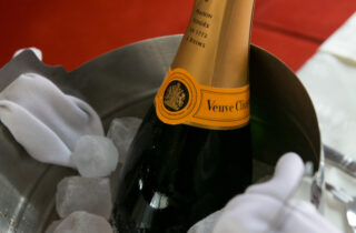 Gin And Wine Tasting Champagne