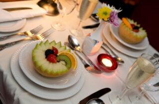 Red Rose Diner Melon