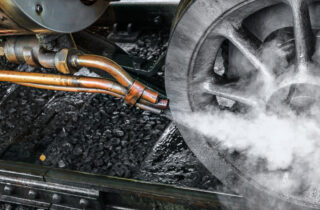 Photography Steam Closeup