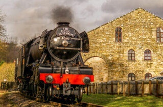 The Flying Scotsman House