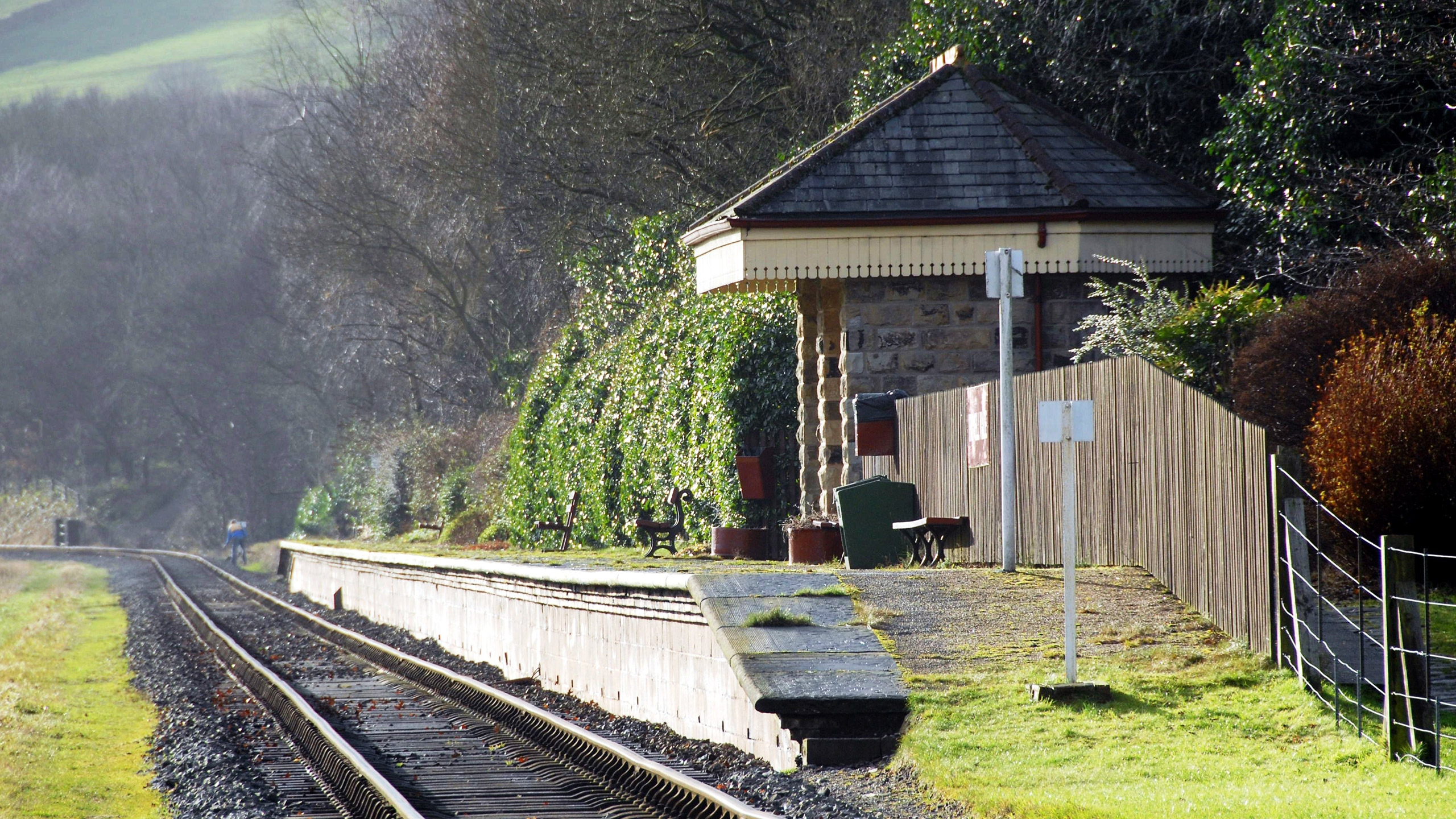 Irwell Vale Station