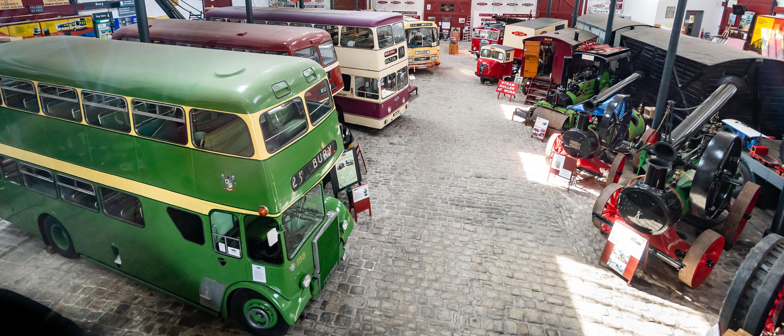 Eastlancsrailway Bury Transport Museum 1098